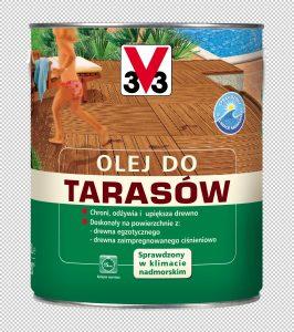 V33 olej do tarasów