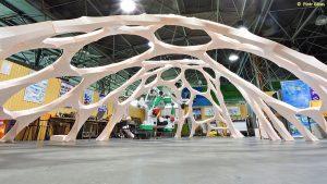 Architektoniczna konstrukcja przyszłości, fot. Piotr Gibas