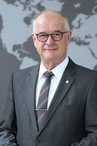Dr Eckhard Keill – Prezes Zarządu Roto Frank AG