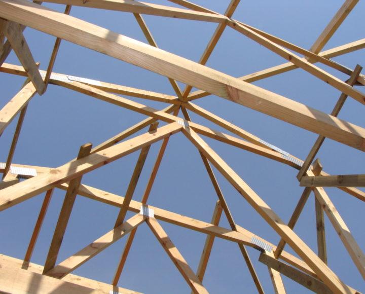 Wiązary więźba dachowa