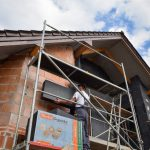 Ocieplanie budynku styropianem grafitowym Termo Organiki