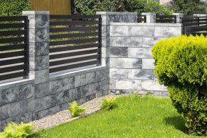 Ogrodzenia ROMA Horizon Onyx