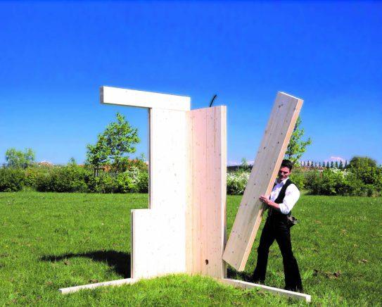 Drewno klejone HBE