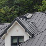 Panele dachowe narąbek Blachy Pruszyński wentylacja dachu