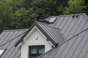 Panele dachowe na rąbek Blachy Pruszyński wentylacja dachu