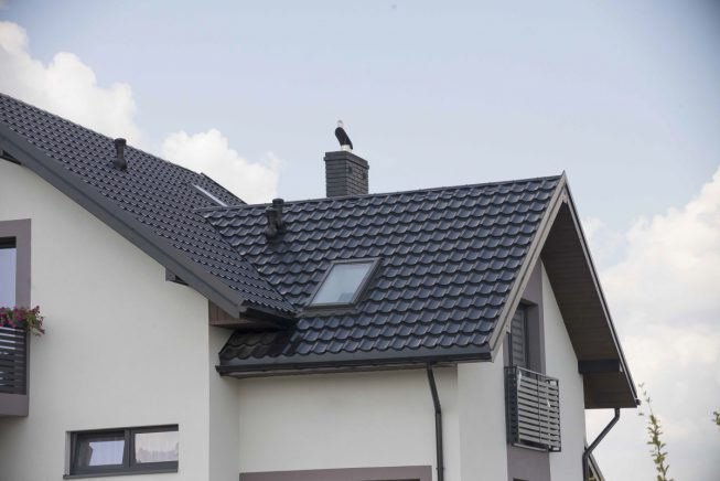 blachodachówka TUR Blachy Pruszyński wentylacja dachu