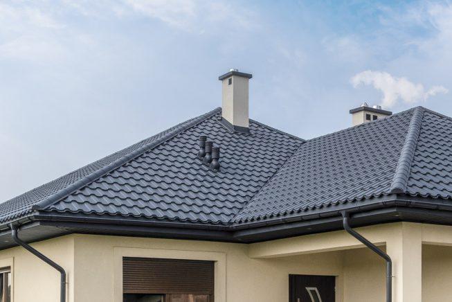 blachodachówka optima Blachy Pruszyński kominek wentylacyjny kronoplast