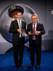 fischer wins German Sustainability Award_1