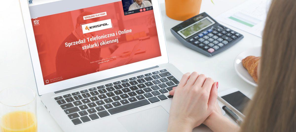 KRISPOL przygotowuje Partnerów Handlowych na sprzedaż stolarki online