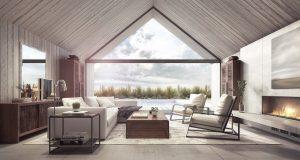 Nowoczesna stodoła - jak dobrać kolor okien, bram i drzwi (3)