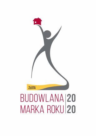 Złota Budowlana Marka Roku 2020 dla ALUPROF