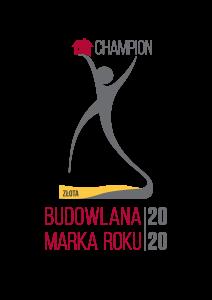 Złoty Champion Roku 2020 dla ALUPROF