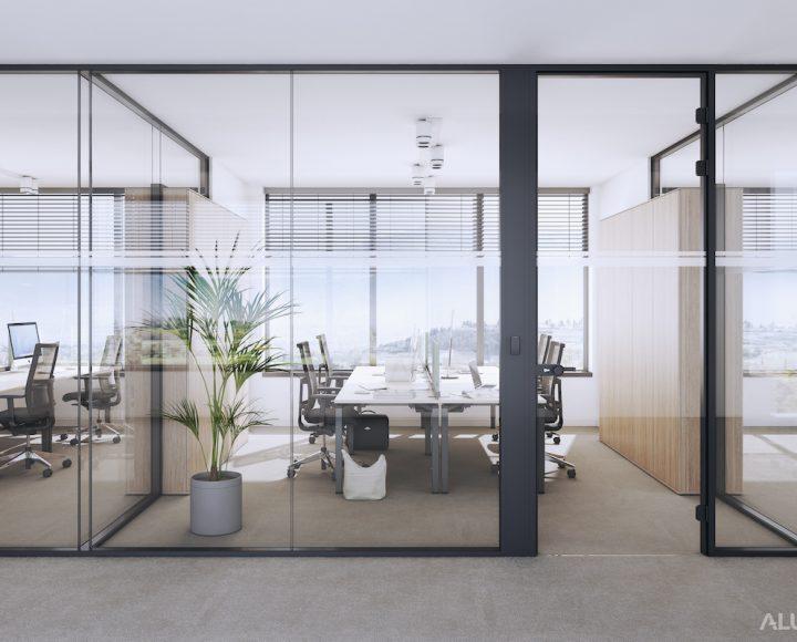 MB-Harmony Office – nowość ALUPROF NET
